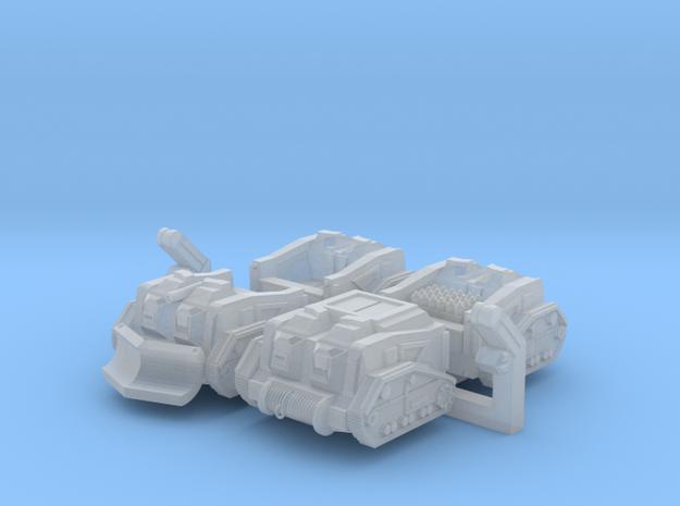 Mule Ammunition Tractor (Alternate Set)