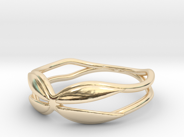 Holding  Ring (Size 4.5--14.8mm dia)R S1 0202005 in 14K Yellow Gold