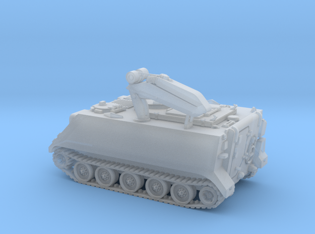 M-113-FITTER-M579-TT-proto-01 in Smooth Fine Detail Plastic