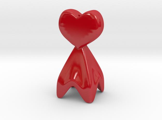 Pie Funnel in a heart shape