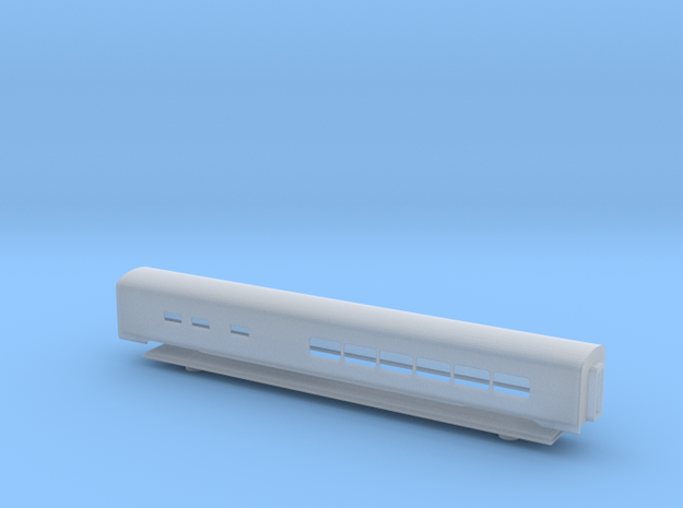GN Lightweight Dining Car - Zscale