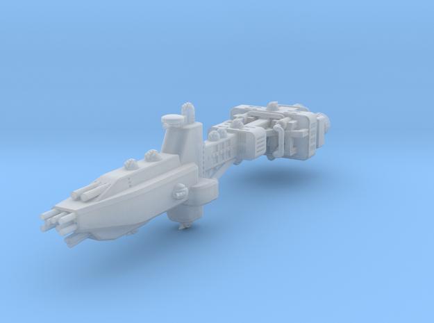 EA Battlecruiser Fleet Scale in Smooth Fine Detail Plastic