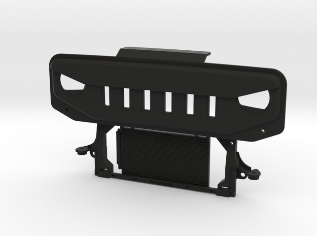 FC10007 FC ANGRY Grill in Black Strong & Flexible