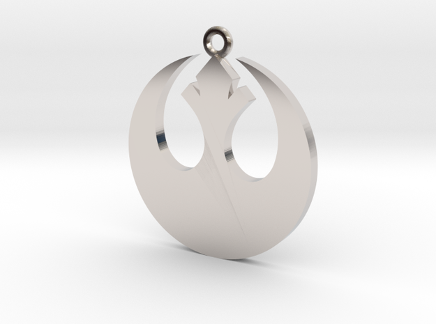Star Wars Rebel Alliance Charm