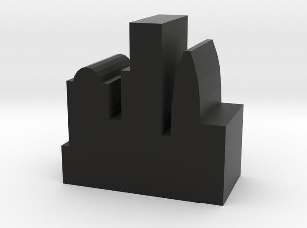 Game Piece, City Token - Modern v1