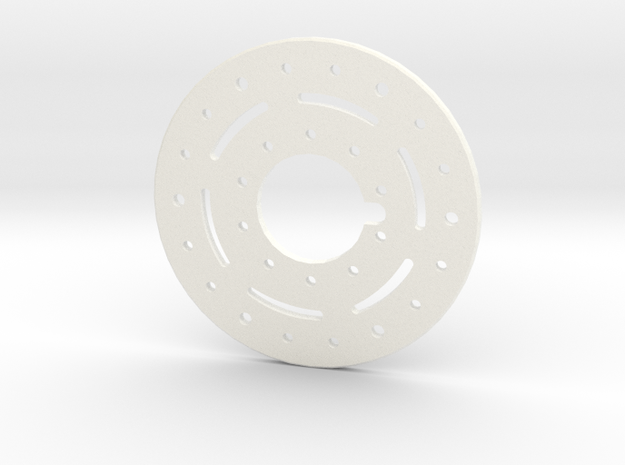 1.9 Military style Beadlock ring for Axial wheels