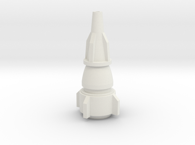 Maketoys Wrestle Arm Toy in White Natural Versatile Plastic