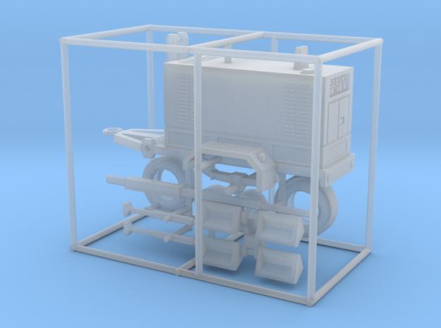 1/50th Construction Generator light tower trailer