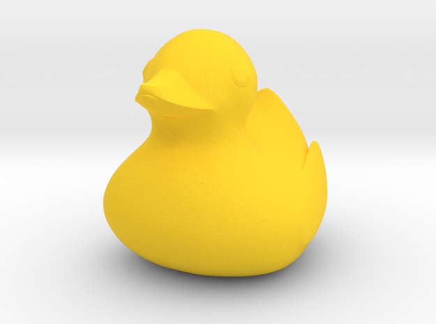 Ducky 3d printed