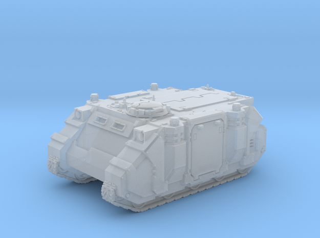 Epic Scale Rhino Tank