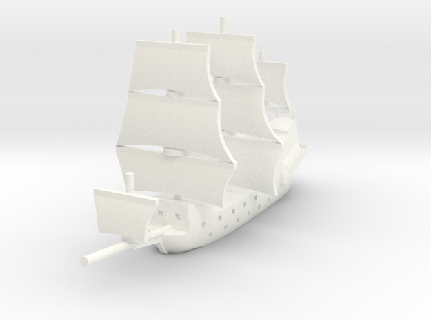 1/900 Galleon game piece 2
