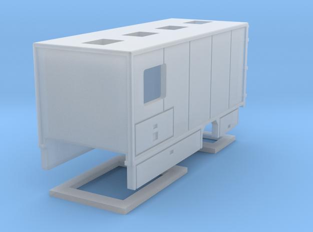 Aufbau Gerätewagen Atemschutz 1:87 in Smooth Fine Detail Plastic