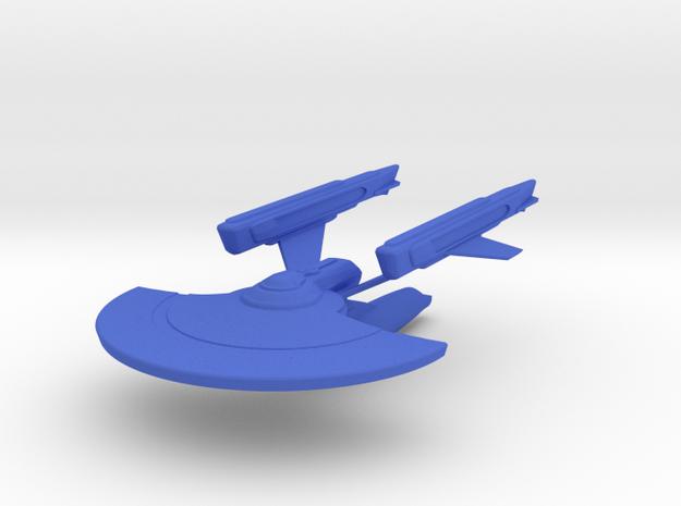 1/2500 Columbia V2b in Blue Processed Versatile Plastic