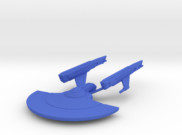 1/2500 Columbia V3c in Blue Processed Versatile Plastic