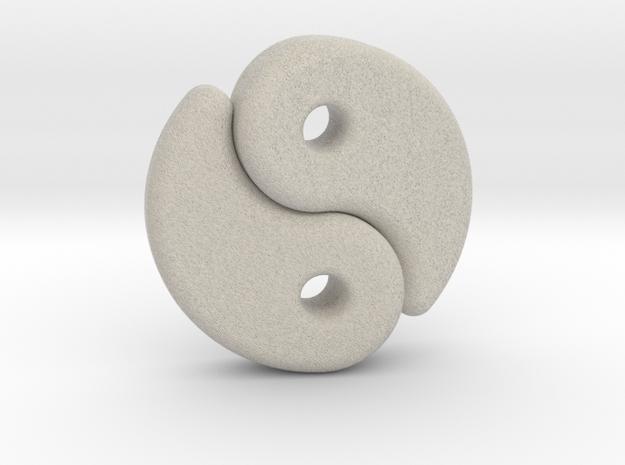 Tao drops (sandstone) in Sandstone