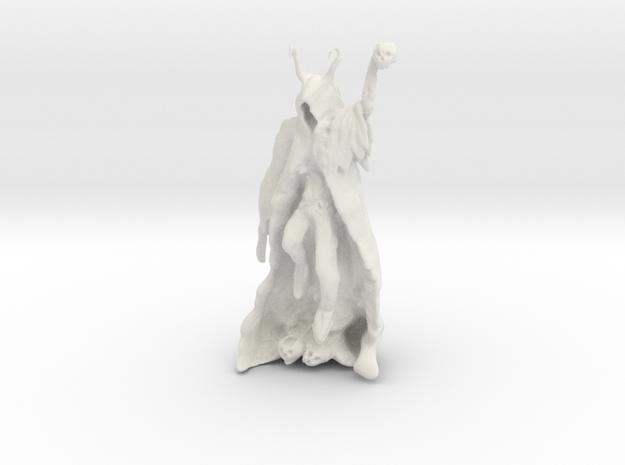 Necromancer2 in White Strong & Flexible