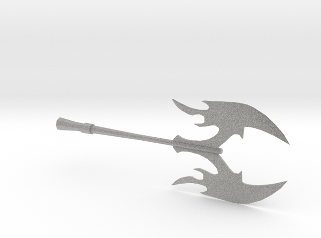 Miniature Battle Axe 3d printed