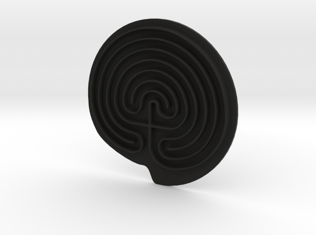 Classical Labyrinth 3d printed
