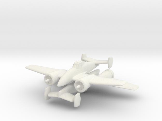 1/300 Grumman G46 / XP50 (x2) in White Natural Versatile Plastic