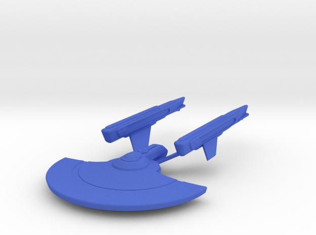 1/2500 Columbia V3b in Blue Processed Versatile Plastic