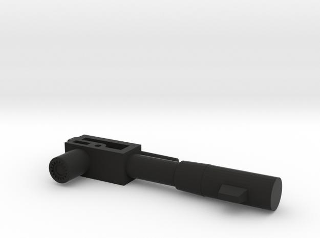 Sunlink - Brute Force: Tourbillion Gun 3d printed