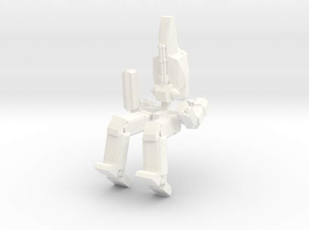 Chimera Stalker  Sprued in White Processed Versatile Plastic