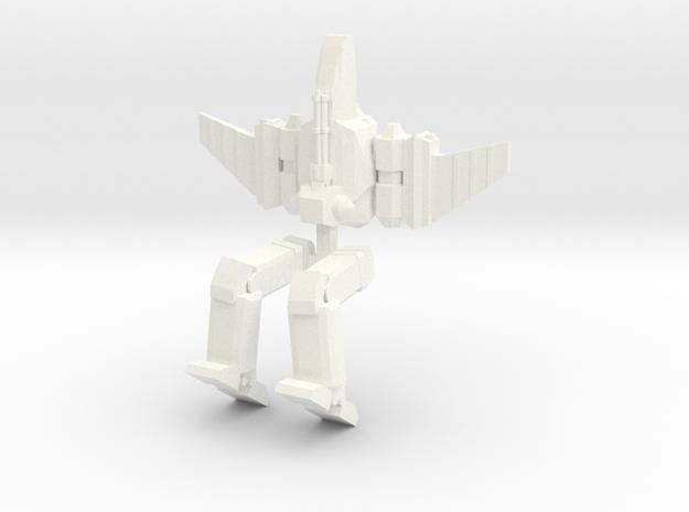 ChimeraHybrid  Sprued in White Processed Versatile Plastic