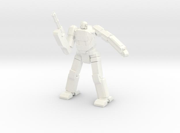 Chimera Walker (Alt Pose 1) in White Processed Versatile Plastic