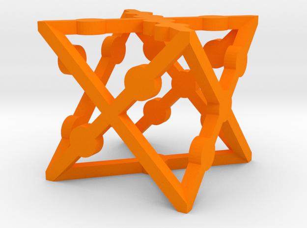 xCube Dice (1 Die) 3d printed