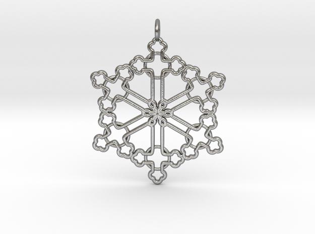 The Snowflake Cross