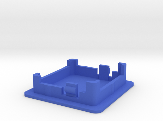 Base Kit - Case Closure/Back in Blue Processed Versatile Plastic