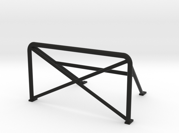 Rollbar 180x80 in Black Natural Versatile Plastic
