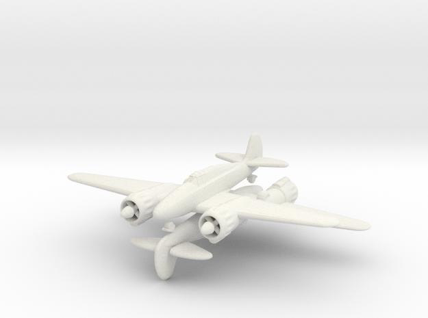 1/200 IMAM Ro.57 (x2) in White Natural Versatile Plastic
