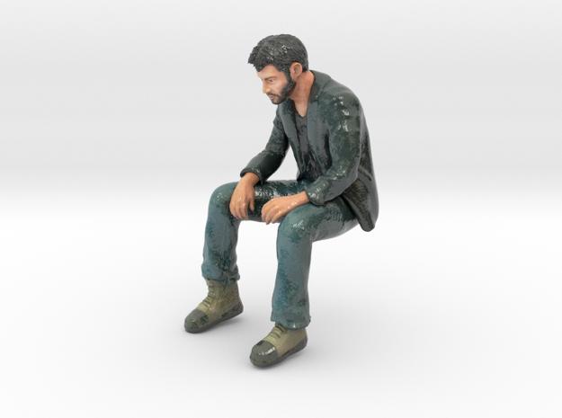 An Itty Bitty Sad Keanu 3d printed