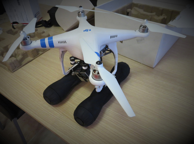 Argo Drone - accessory / float for DJI Phantom