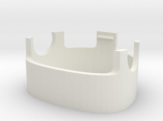 Dust Cap for Tesla UMC in White Strong & Flexible