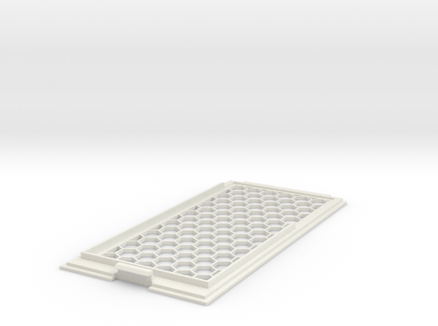 Amiga 1200 trapdoor vented in White Strong & Flexible