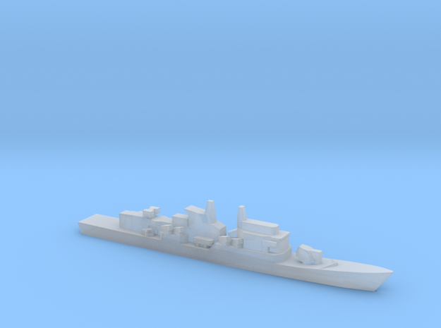 Lupo-class FFG w/ Hanger, 1/3000 in Frosted Ultra Detail