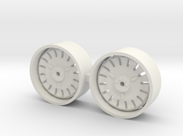 1/64 8830 Ford tractor rear wheels