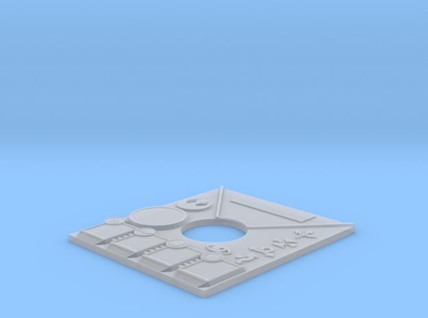 Modular X-wing Ship Token (Rebel)