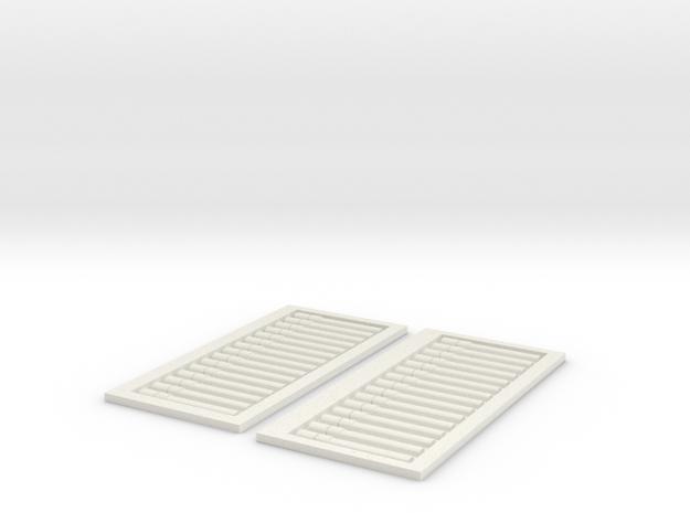 PillBoxe1 30Mar Fixed in White Natural Versatile Plastic