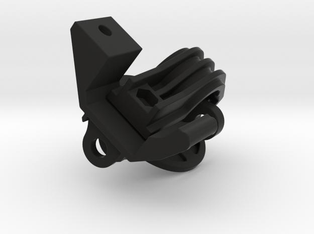 Multistrada Navihalter TOMTOM 400  - Verstellbar  in Black Natural Versatile Plastic