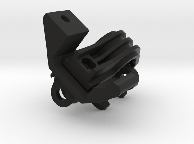 Multi Navi Zumo 3XX Verstellbar Printteil in Black Natural Versatile Plastic