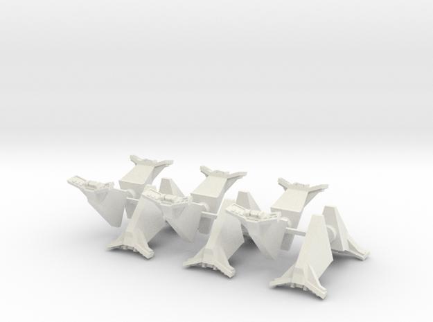 15mm Hoversled Control Columns (12pcs) 3d printed