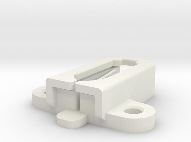 Plastic Bottle String Cutter - Plastic in White Natural Versatile Plastic
