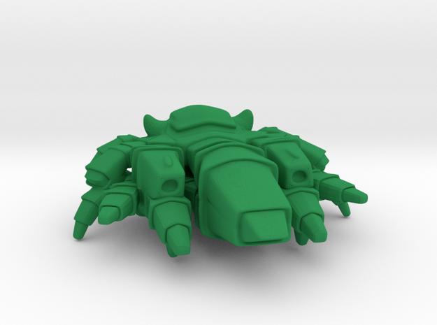 Planta Dreadnought (Eclipse) in Green Processed Versatile Plastic