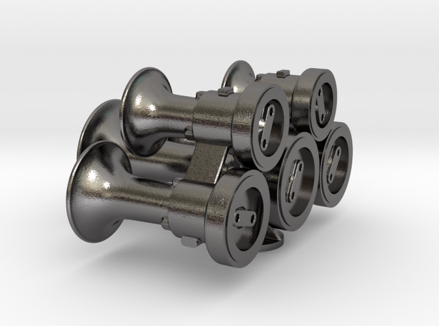 M5 STEEL in Polished Nickel Steel