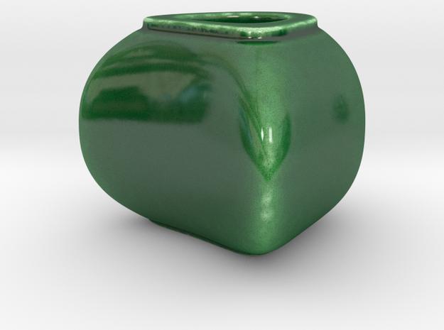 MIRA in Gloss Oribe Green Porcelain