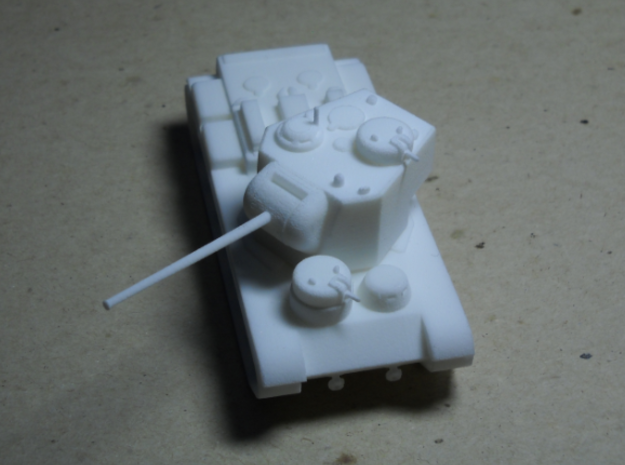 1/100 KV-5 3d printed As you can see, all three turrets rotate freely.  Depending on the printing orientation, however, some parts may need to be sanded a little.