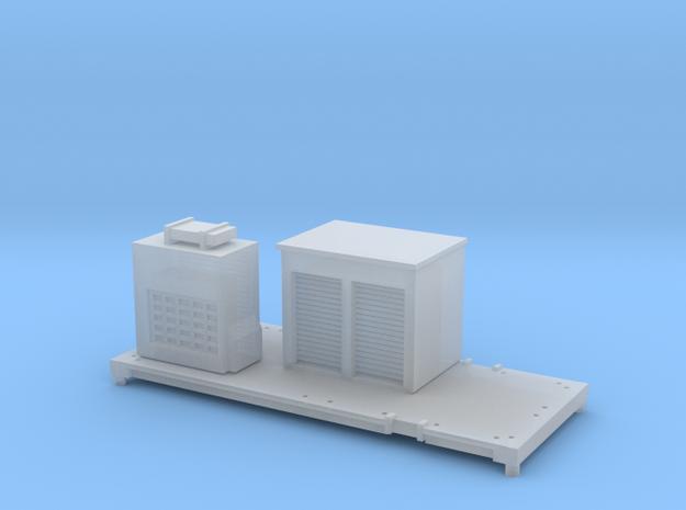 FEA-F Spine Wagon Mounted Sandite Module for N Gau 3d printed
